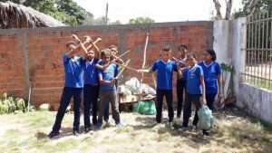 Maranhão - Caxias: Clã é Jovens a Natureza X