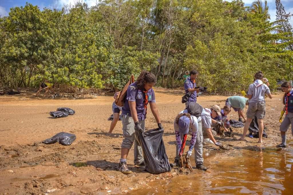 Missão-5-Limpeza-da-foz-do-Rio-Una-Escoteiros-Guarapari-05