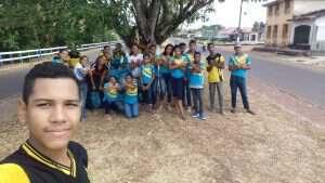 Pará - Liga Vingadores de Marajoaras